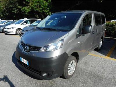 usado Nissan Evalia NV2001.5 dCi 90 CV Acenta