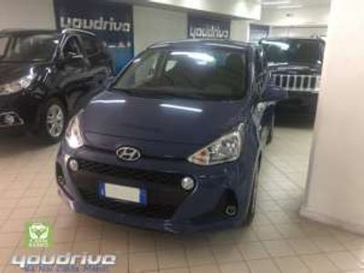 usata Hyundai i10 #1.0 mpi classic benzina/gpl