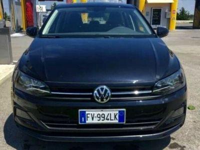 usata VW Polo 6ª serie 1.0 TGI 5p. Comfortline BlueMotion Techno