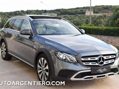 usado Mercedes E220 S.W. 4Matic Auto Business Sport All-Terrain