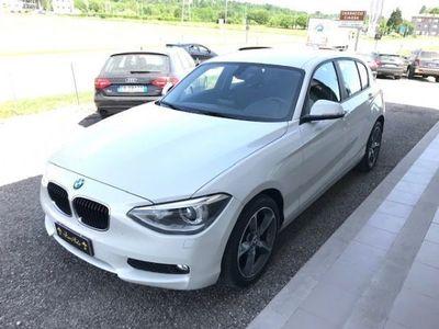 brugt BMW 118 d 5p. Sport UNIPROPRIETARIO