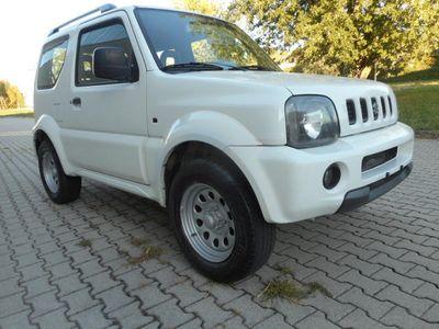usata Suzuki Jimny 4x4 clima