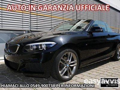 usata BMW 218 i Cabrio M-Sport PDC TELECAMERA CRUISE CONTROL rif. 11768063