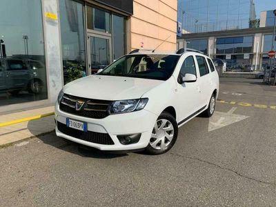 usata Dacia Logan MCV 0.9 TCe 90 CV Start&Stop Lauréate