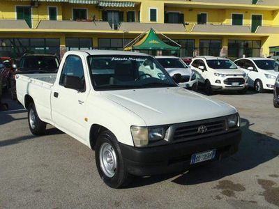 usata Toyota HiLux 2.4 D 2WD 2 PORTE PICK-UP KM ORIGINALI PERFETTO