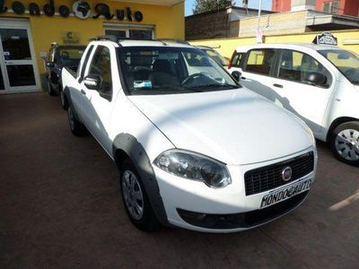 "käytetty Fiat Strada 1.3 MJT 95CV Pick-up Cab.Lunga Trekking""UNIPR."""