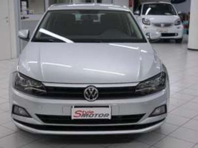 usata VW Polo 1.0 TGI 5P. TRENDLINE BLUEMOTION TECHNOLOGY: EMISSIONI E CONSUMI