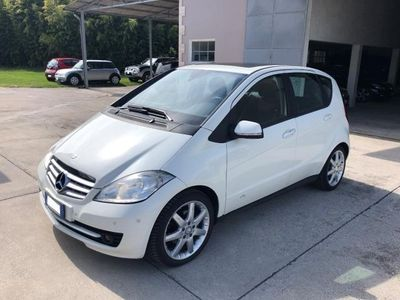 käytetty Mercedes A180 CDI Special Edition Automatico Full Opt.