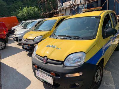 gebraucht Fiat Panda 1.3 MJT 75 CV AUTOCARRO 2 POSTI EURO