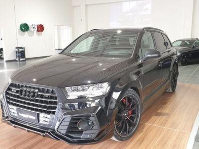 usata Audi SQ7 abt 4.0tdi 519cv 7 posti - 2018