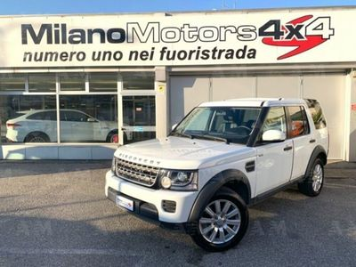 used Land Rover Discovery 4 3.0 TDV6 Auto. 211CV *58.222 Km*Unico Prop.*