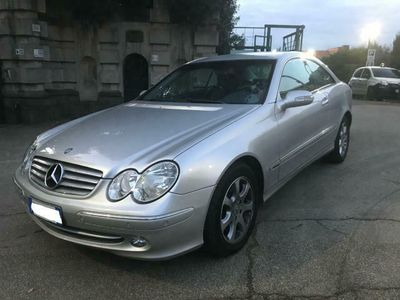 usata Mercedes CLK270 CDI AUTOMATICA ELEGANCE TAGLINDI MERCEDES