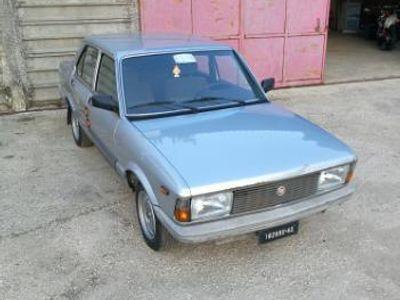 usata Fiat Argenta del 1985