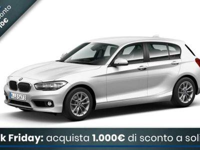 usata BMW 116 Serie 1 116 D 5 PORTE ADVANTAGE