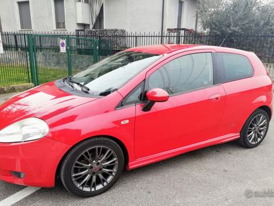 usata Fiat Grande Punto sport 1.3 multijet anno 2008