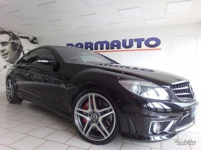 usata Mercedes CL65 AMG AMG V-Max*/*TOTAL BLACK*/*TE