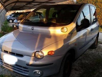 usata Fiat Multipla 1.6 16v Bipower Elx Usato