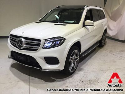 usado Mercedes GLS350 d 4Matic Premium Plus