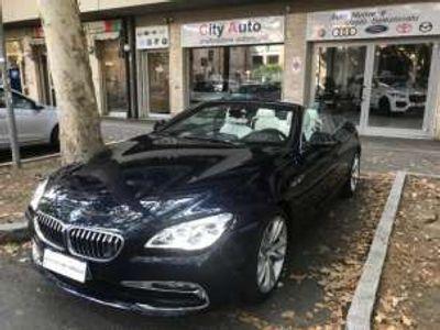 usata BMW 650 Cabriolet i Individual 450CV KM.6.700