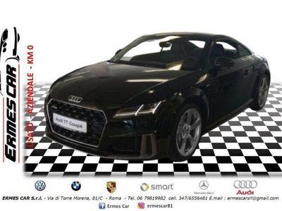 """usata Audi TT Coupé 45 TFSI quattro S tronic-SLINE-MATRIX-19"""""""