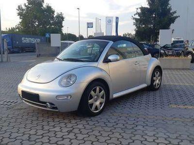 usata VW Beetle New1.9 TDI 101CV Cabrio*UNICO PROPRIETARIO+SERVICE
