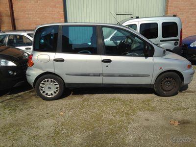 brugt Fiat Multipla 1.9 turbo diesel 6 posti