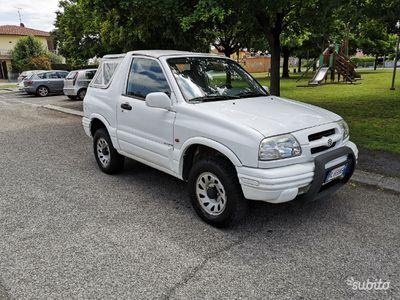 used Suzuki Grand Vitara 1.6i cabrio 1 proprietario