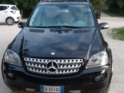 usata Mercedes ML320 CDI