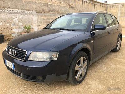 usata Audi A4 avant 1.9 tdi 130 cv