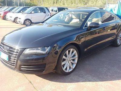 usata Audi A7 A73.0 v6 245 cv #tagliandi #rate #permute