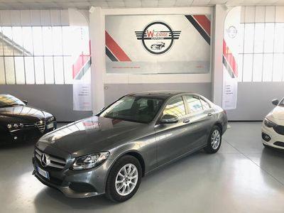 usata Mercedes C180 d Auto Business