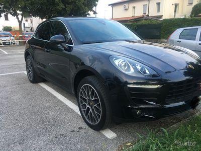 usata Porsche Macan S 3.0d full