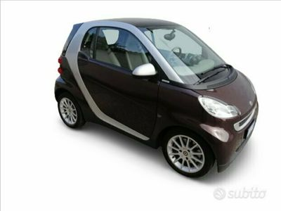 usata Smart ForTwo Coupé 1.0 MHD High Style