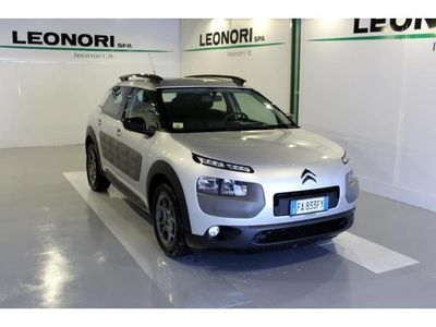 usata Citroën C4 1.6 BlueHDi 100 Feel
