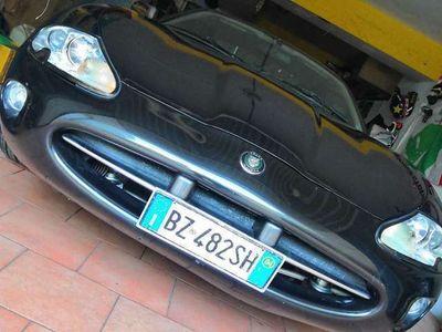 usata Jaguar XK8 4.0 Coupé iscritta ASI