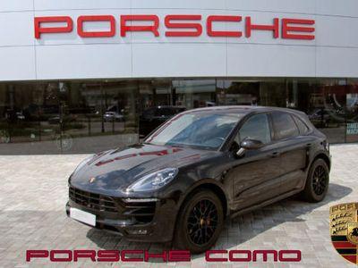 usata Porsche Macan 3.0 GTS-IVA ESP-BOSE-TETTO-TELEC-LED-PNEUMATICHE