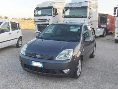 used Ford Fiesta 1.4 TDCi 5p. Tecno