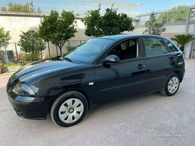 usata Seat Ibiza GPL 2005