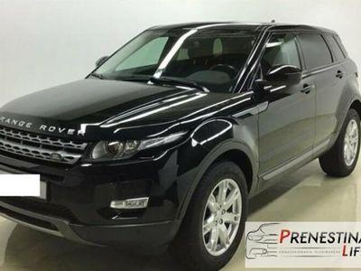 gebraucht Land Rover Range Rover evoque 2.0 TD4 150 CV 5p.**kamera** rif. 11484783