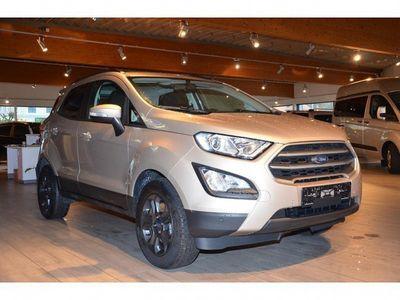 brugt Ford Ecosport Trend Navigation / Winter-paket / Easy-driver-pa