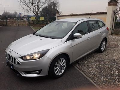 second-hand Ford Focus 1.5 TDCi 120 CV Start
