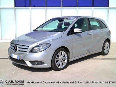 usata Mercedes B180 ClasseCDI Premium del 2014 usata a Roma