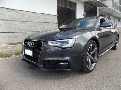 usata Audi A5 Sportback 2.0 TDI 177 CV S-TRONIC QUATTRO S-LINE