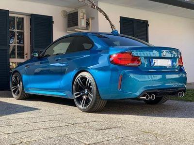 usata BMW M2 Coupé DKG IVA ESPOSTA 100%