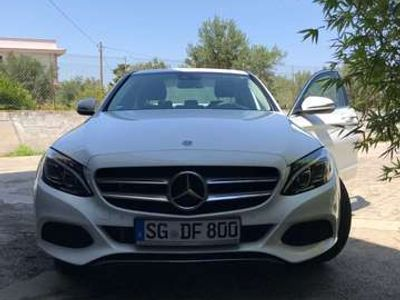 usata Mercedes C220 d 4Matic Auto Executive