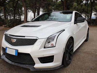 usata Cadillac ATS V-Series 3.6TT AT8 Coupé Premium 520hp