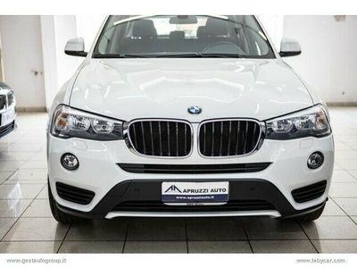 usata BMW X3 X-drive 2.0 D Business Aut