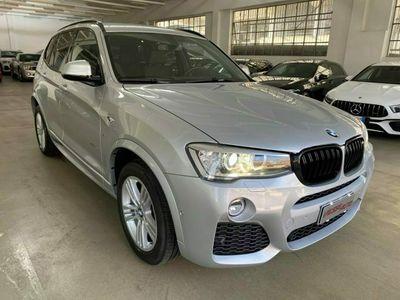 usata BMW X3 xDrive30dA xLine M-Sport