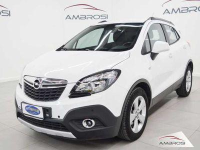 usado Opel Mokka 1.4 Turbo GPL Tech 140CV 4x2 E