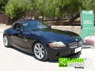 usata BMW Z4 Cabrio Benzina